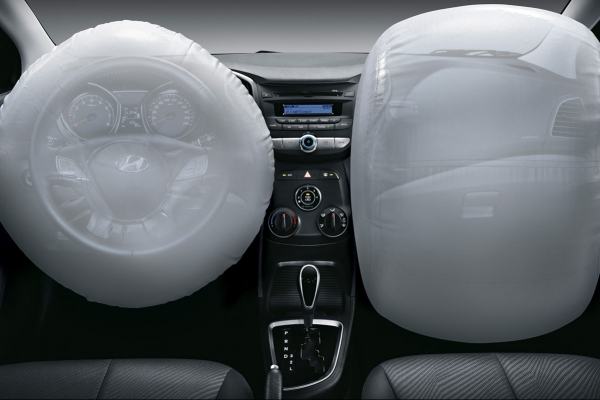 DOBLE AIRBAG FRONTAL